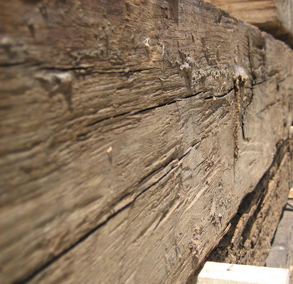 Altholz Balken - Bio Holzhandel